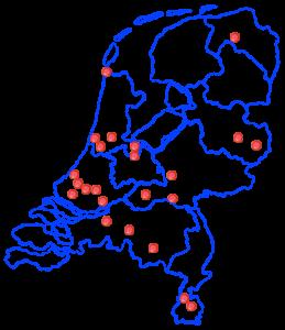 OWH verenigingen in Nederland